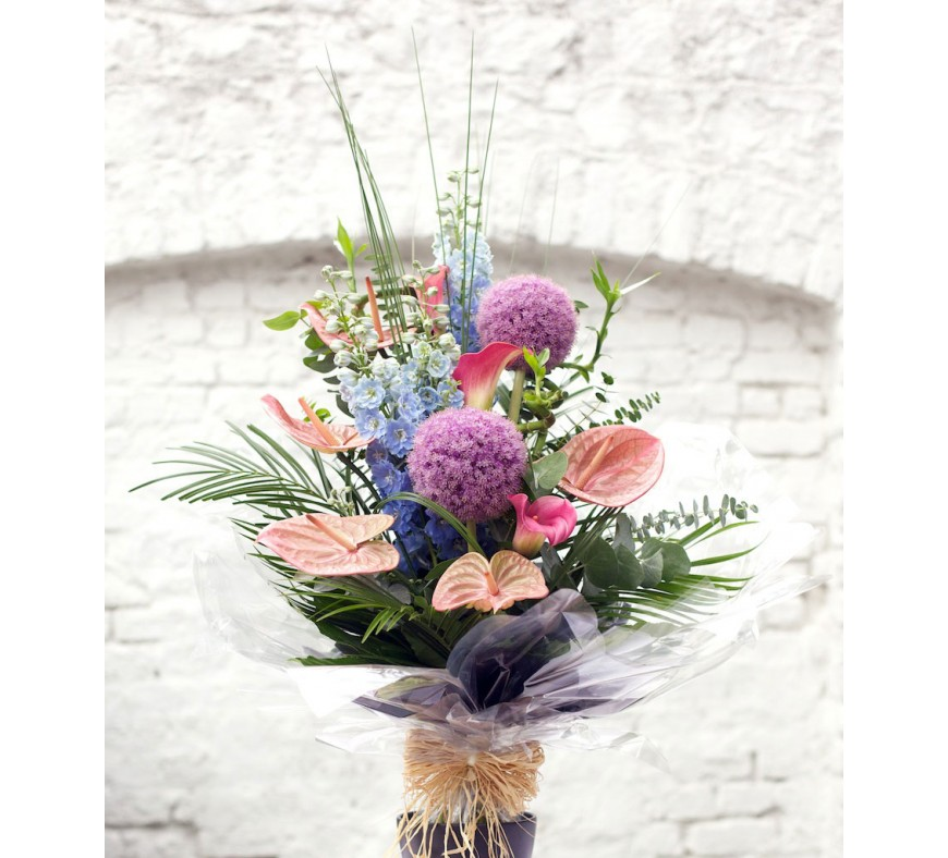 New Website For Monkstown Flowers