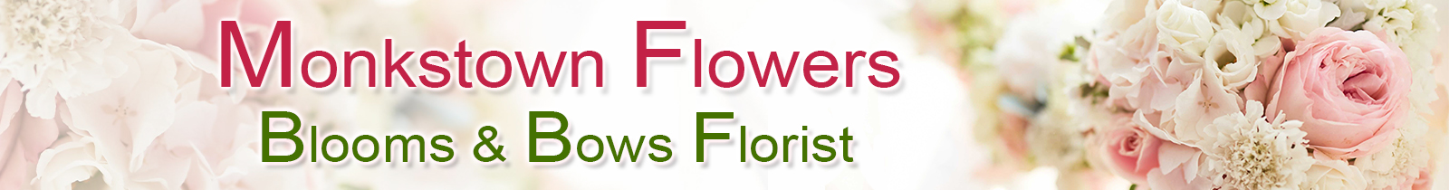 Monkstown Flowers - Monkstown Blackrock Dun Laoghaire Booterstown Flower Delivery